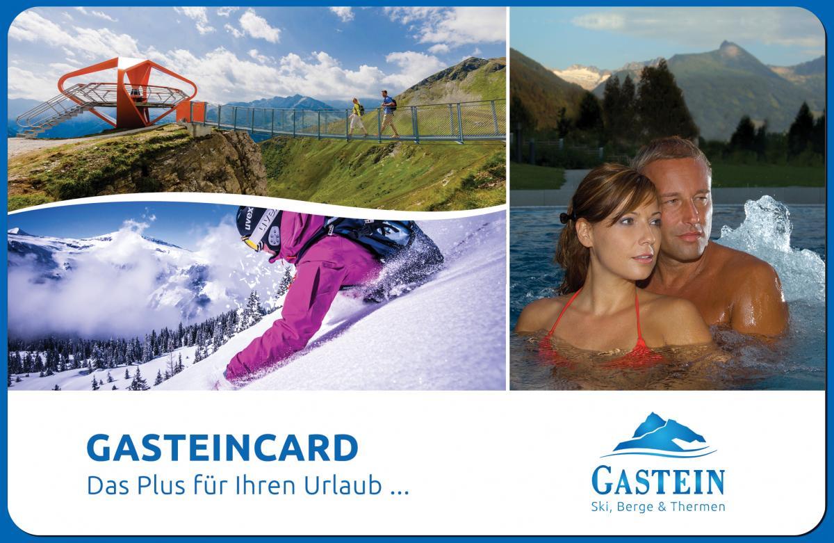 Gastein Card Ck Traveller Specialista Na Rakousko