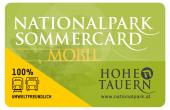 Nationalpark Sommercard Hohe Tauern